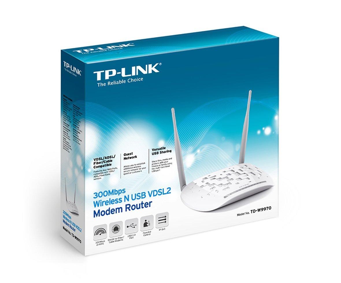 image modem TpLink
